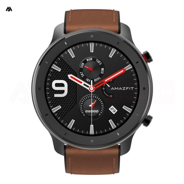 ساعت هوشمند امیزفیت مدل GTR سایز 47 میلیمتر