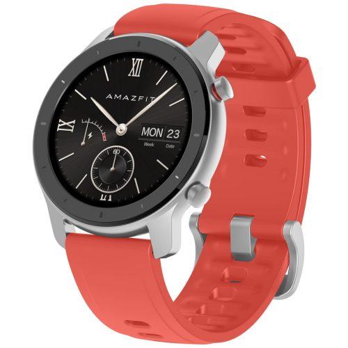 ساعت هوشمند امیزفیت مدل GTR سایز 42 میلیمتر
