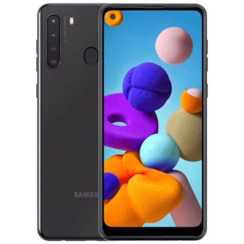 گوشی موبایل samsung galaxy a21