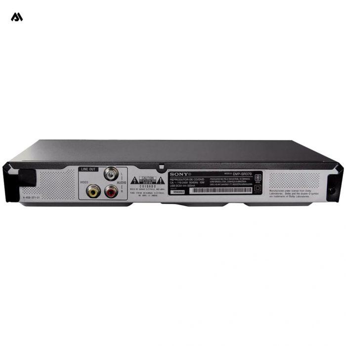 پخش کننده DVD سونی مدل SR370