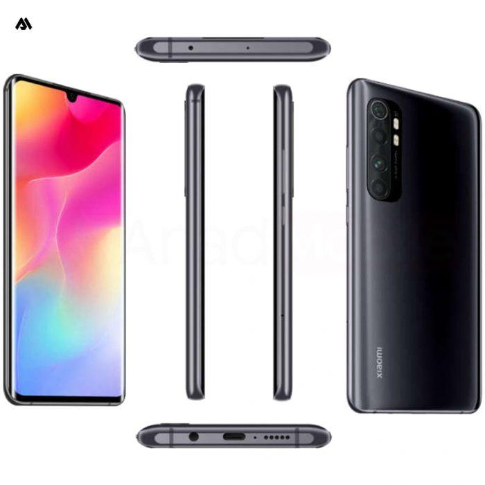 گوشی موبایل شیائومی مدل Mi Note 10 Lite ظرفیت 128 گیگابایت