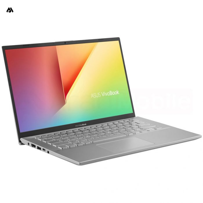 لپ تاپ 14 اینچی ایسوس مدل VivoBook S A412FJ EK301T i5 8265U 8 512 SSD 2G و فروش انواع لپ تاپ های ایسوس به صورت نقد و اقساط در فروشگاه اینترنتی آراد موبایل